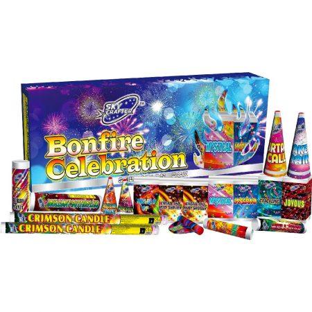 Bonfire Celebration Box - 18 Fireworks