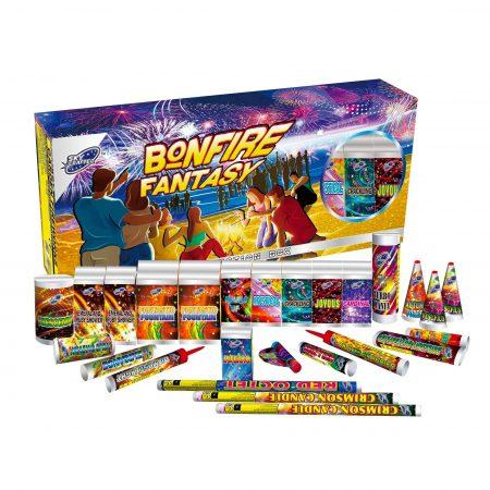 Bonfire Fantasy Box - 25 Fireworks