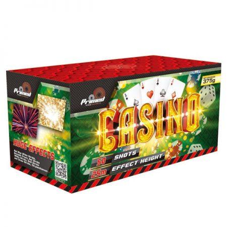 Casino Shot Cake