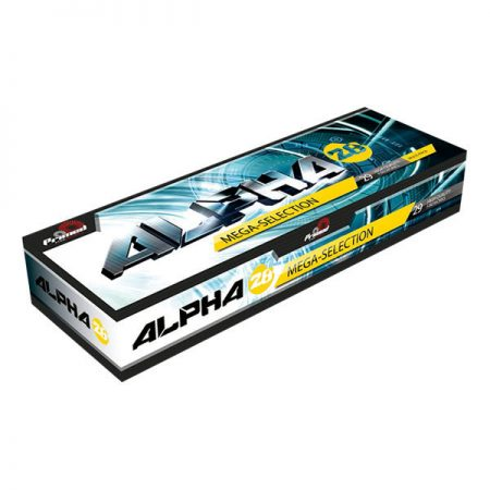 Alpha Selection Box - 28 Fireworks