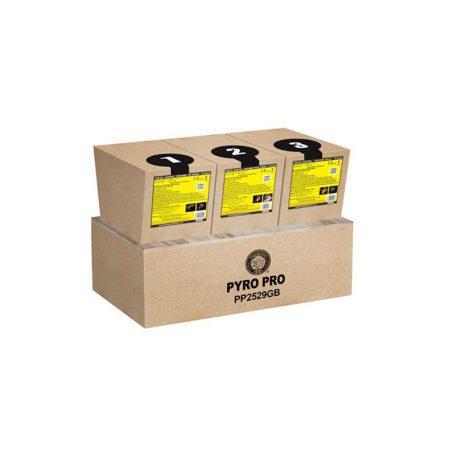 Pyro Pro Compound Single Ignition Display